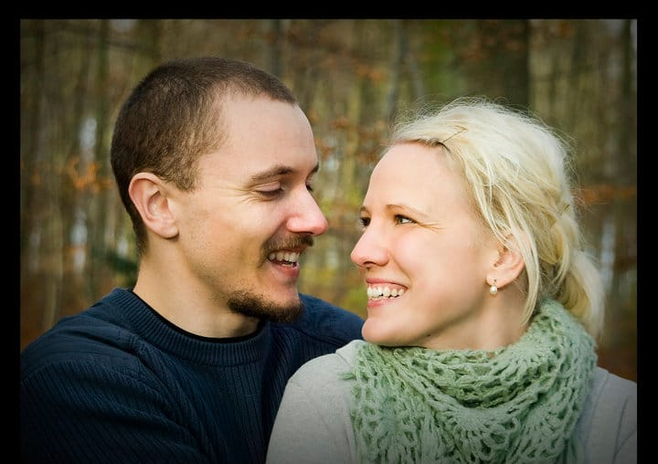 Maria and Morten Storgaard