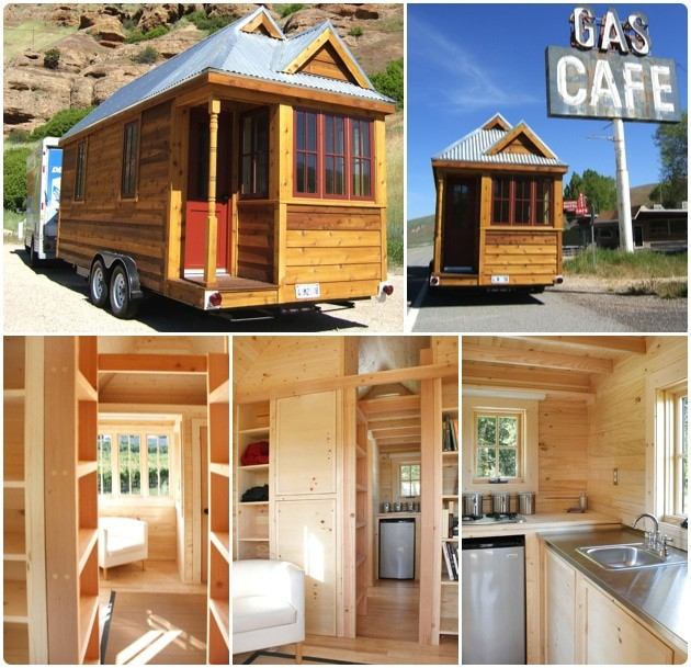 Tumbleweed Tiny Houses Introduction to Tumbleweed GoDownsizecom