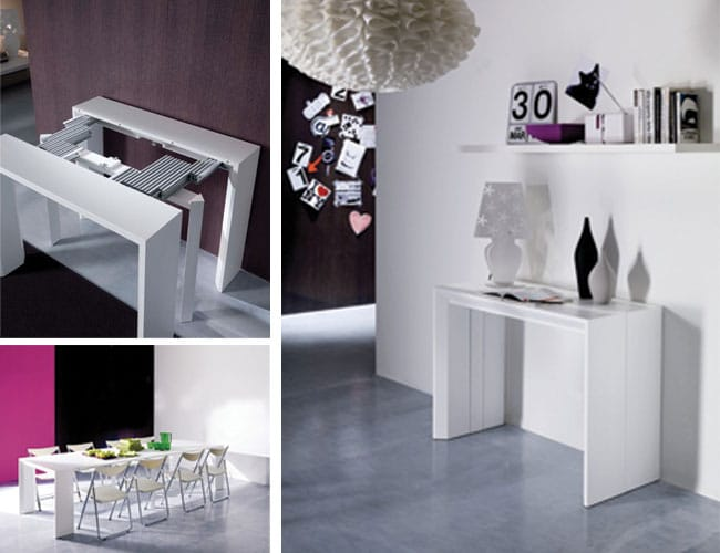 Magic By Ozzio Design.Goliath Table 3 Extreme Pull Out Dining Tables Affordable