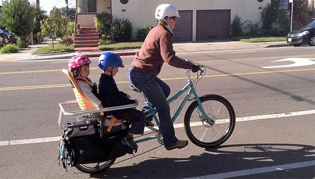 Cargo Bike – Carry your kids