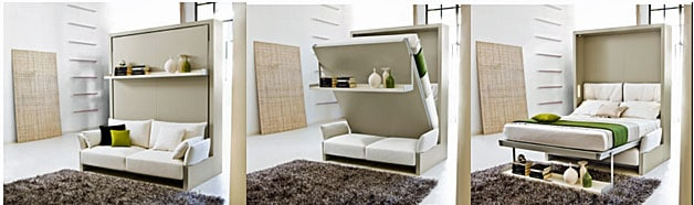 Brilliant Murphy Wall Bed Couch Combo With A Sofa In Front Bralicious Painted Fabric Chair Ideas Braliciousco