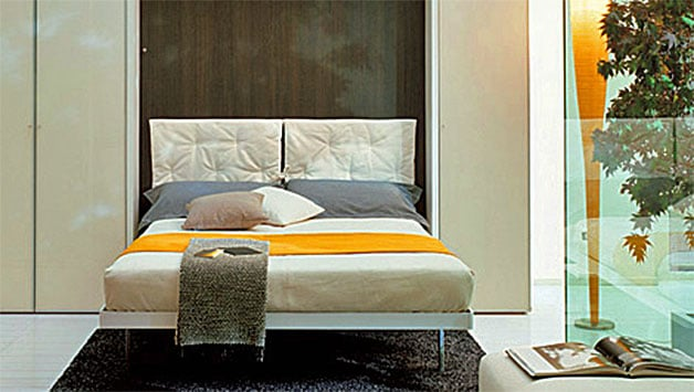 Space Saving Wall Beds  Italian design