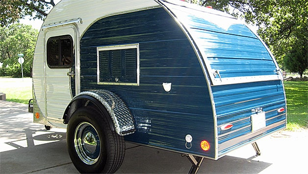 Teardrop Trailer – Small Camper