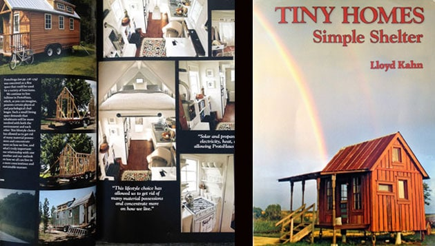 nano house innovations for small dwellings tiny homes simple shelter by lloyd kahn book review - Tiny Dwellings