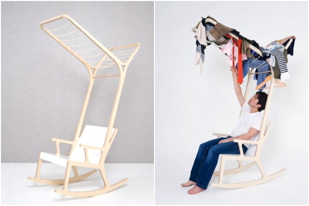 Multifunctional Chairs - Check Out These Fun Chairs - GoDownsize.com