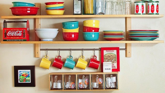 How to downsize your kitchen