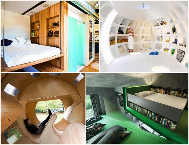 Nano House great interior ideas