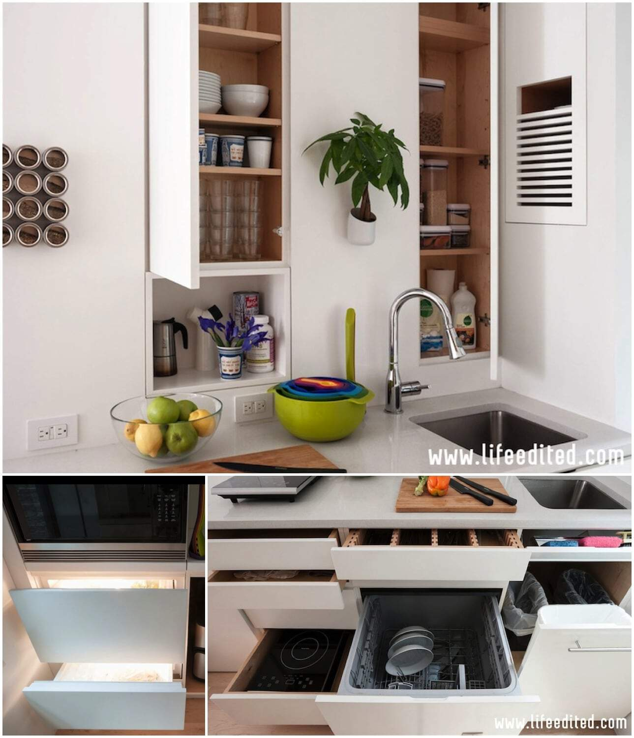 Compact kitchen with all you need