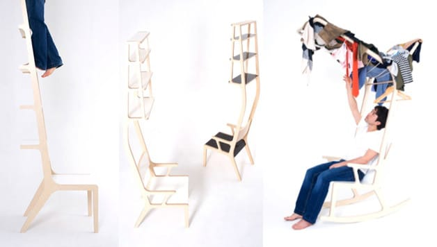 Multifunctional chairs – SY Design