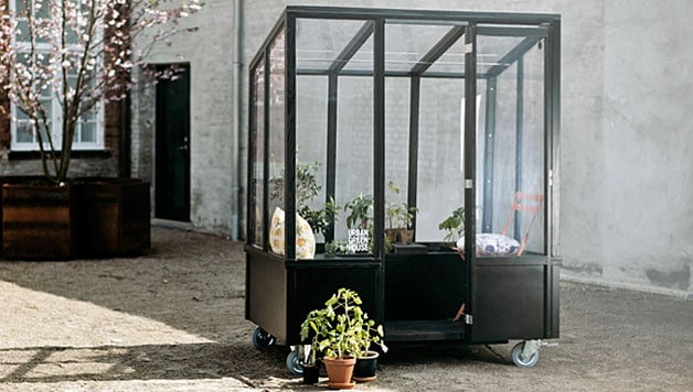 Urban Green House – for the city