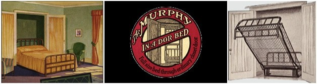 Murphy bed history