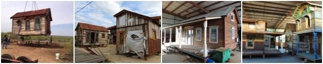 Tiny Texas Houses workshop