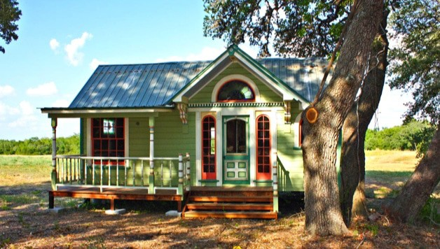 Texas Tiny Houses – Building the future with the past