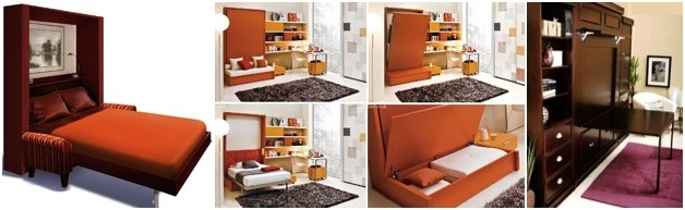 Murphy Bed Combination