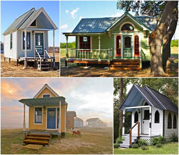 Texas tiny houses building the future with the past for Build a house in texas