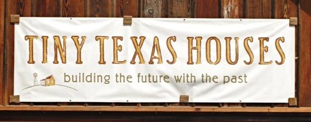 Tiny Texas Houses workshops