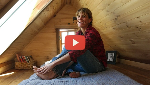 Dee Williams – Tour of her tiny house