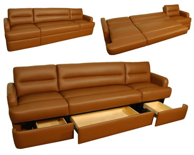 Amazing Sofas With Storage From Glastop
