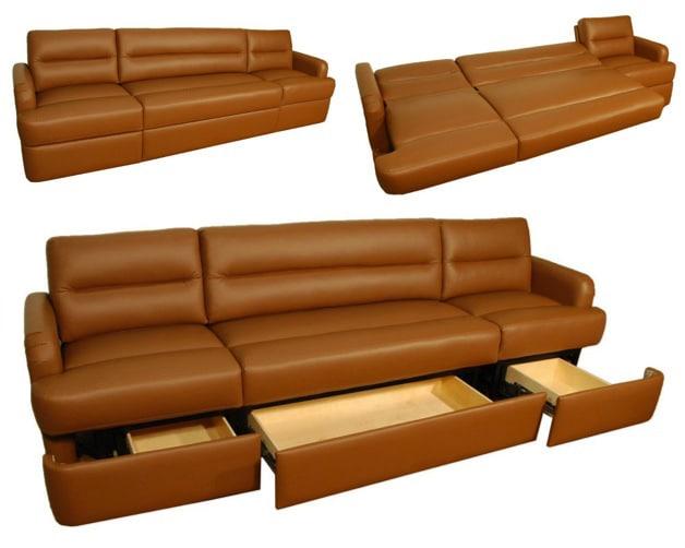 Sofas with storage   2 options