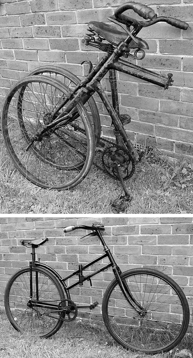 military-folding-bike