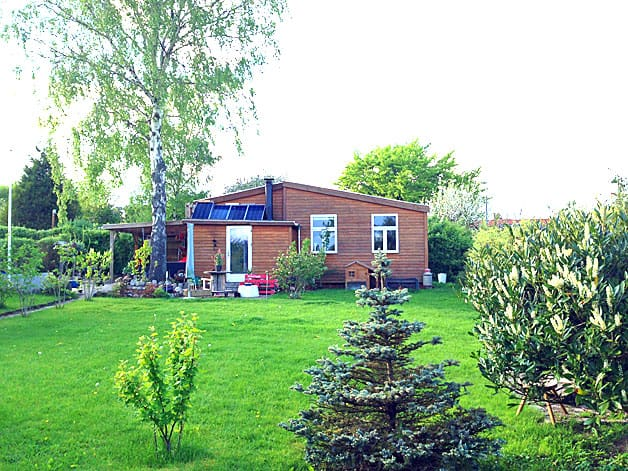 Small House Concept In Denmark