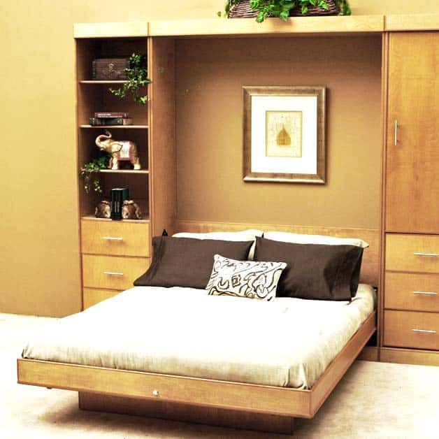 Cheap Murphy Beds 4 Affordable Wall Beds and DIY Beds