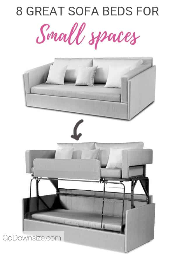 Peachy 9 Amazing Folding Sofa Beds For Small Spaces You Can Afford Creativecarmelina Interior Chair Design Creativecarmelinacom
