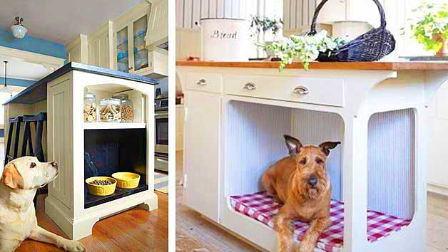 Tiny House Dog Crate