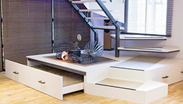 ... Bed Furniture Designs For Living In A Small Space / House