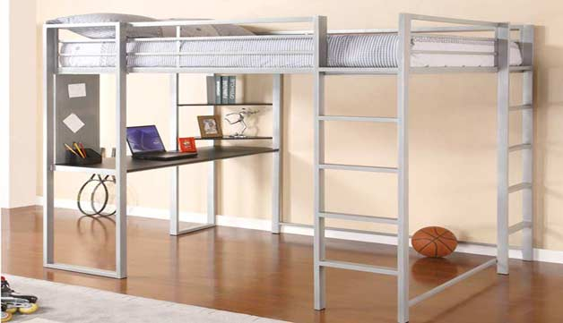 Luxury loft bed
