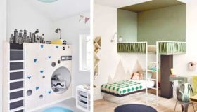 Optimize the kids room for storage and play