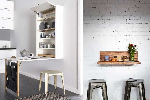 When You Need Space For A Table In Your Kitchen, Start By Looking At All  The Options In The Room.