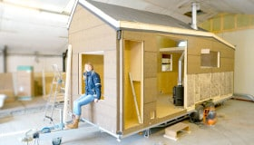 Building an Eco-friendly Tiny House for Off-The-Grid Living
