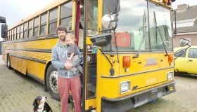 School Bus Hostel – Rebuild for living on the road