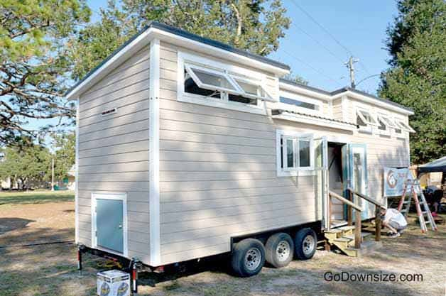 How Much Does A Tiny House Weigh 9 Examples