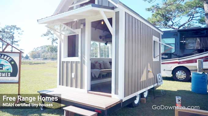 tiny house weigh  examples