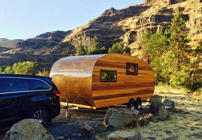 Teardrop Trailers | 9 Really Clever Designs (with Prices