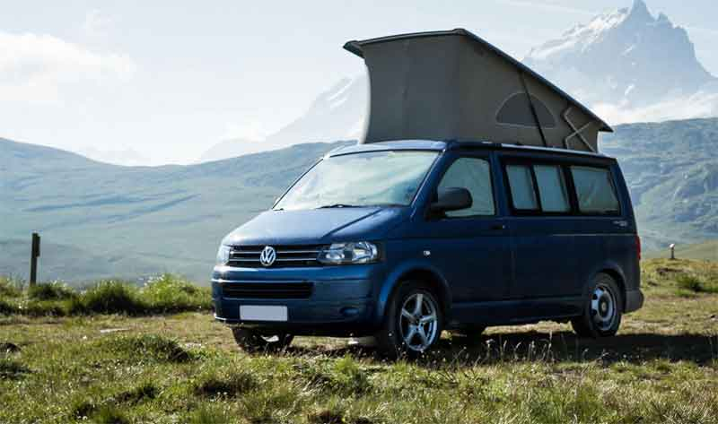 VW popup camper brand new