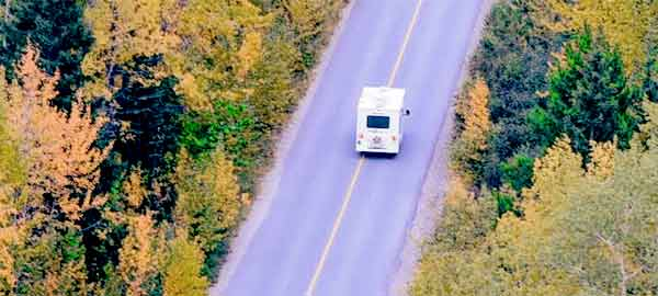 Can I Be Inside an RV While Driving? (What You Need To Know)