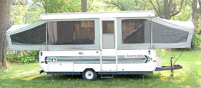 Foldable Camper