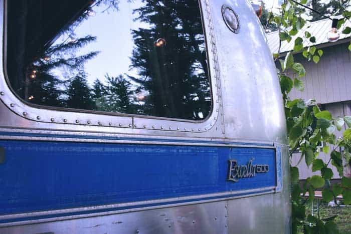 Airstream exterior repair problems