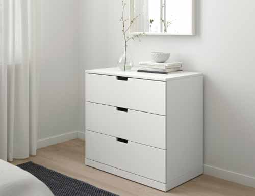 Chest Cabinet for foam mattress