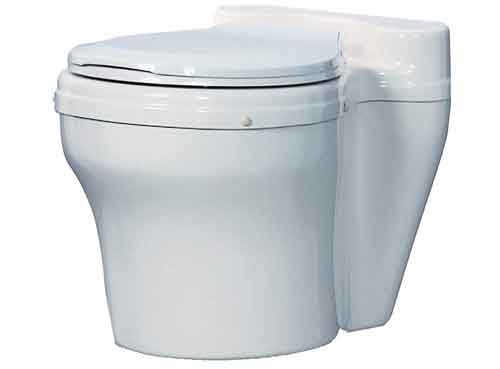 Dry toilet for tiny homes