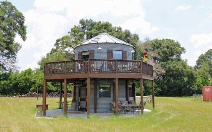 Extravagant tiny house (really expensive)