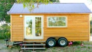 Tiny house on trailer (architect designed)