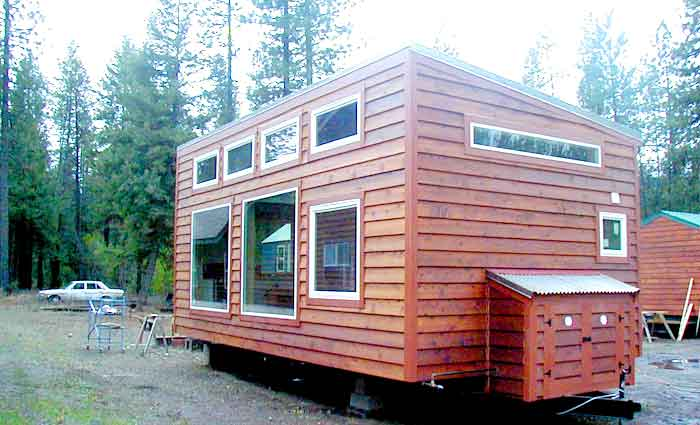 Tiny house designer