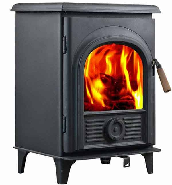 Wood Stove Tiny House Heating