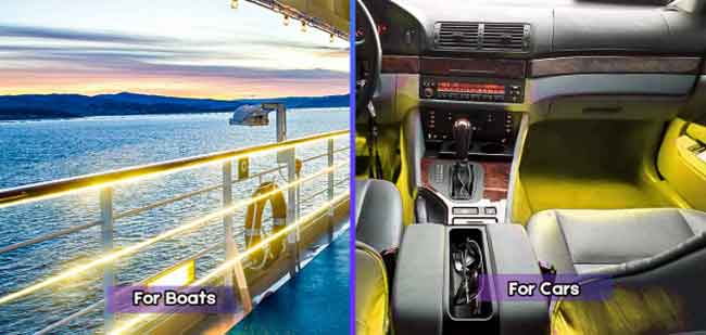 9 Boat Light Options That Don T Attract Bugs With Pictures Godownsize Com