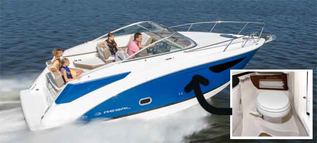 10 Popular Smaller Boats With Toilets With Pictures