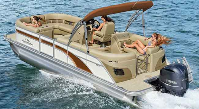 Used Pontoon Boat Prices 15 Helpful Examples With Pictures